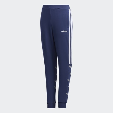Pantalón Core Favorites Azul Niño Sport Inspired