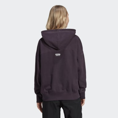 Women Originals Purple R.Y.V. Hoodie