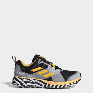 Sapatos de Trail Running Two GORE-TEX TERREX Dourado Homem TERREX