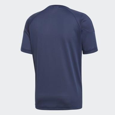 Camiseta adidas PT3 Azul Homem Originals