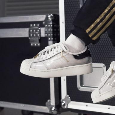 Frauen Originals Superstar Bold Schuh Weiß