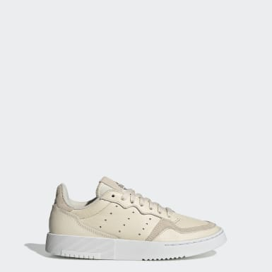 Kids Originals Beige Supercourt Shoes