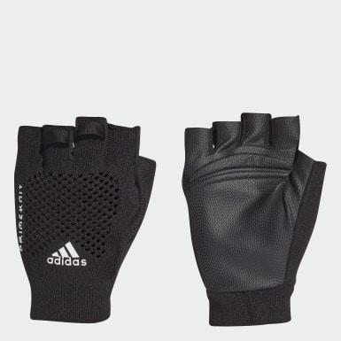 Running Black Training Gloves