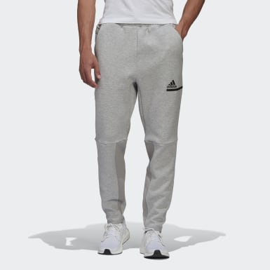 Men Athletics Grey adidas Z.N.E. Tracksuit Bottoms