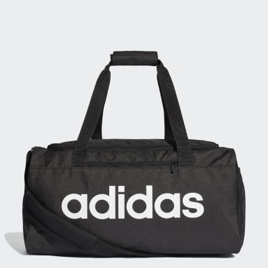 Athletics Svart Linear Core Duffel Bag Small