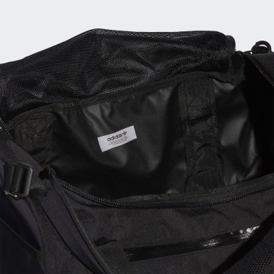 Originals Black Adventure Duffel Bag
