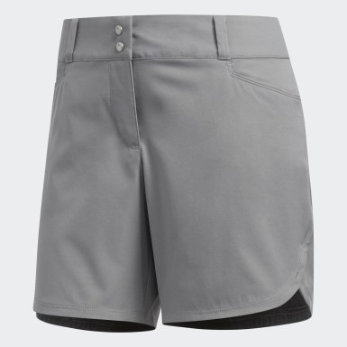 Women's Golf Grey Essentials 5-Inch Shorts