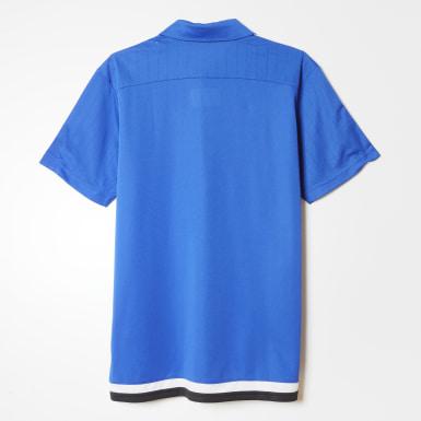 TIRO15 CL POLO Azul Hombre Fútbol