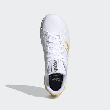 Scarpe Advantage Bianco Bambini Tennis