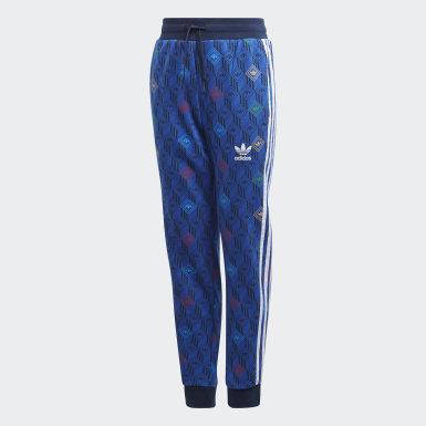 Youth Originals Blue Track Pants