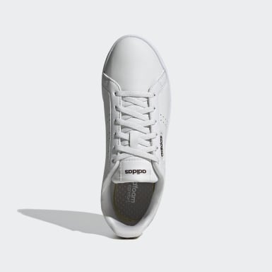 Zapatillas Courtpoint Base Blanco Mujer Sport Inspired