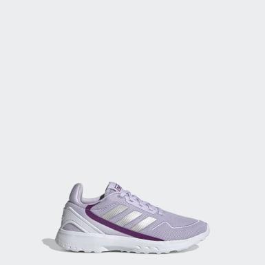 Sapatos Nebula Ted Roxo Criança Running