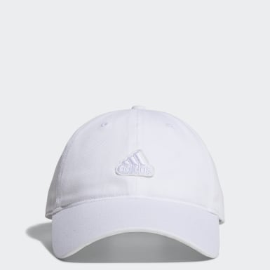 Men Golf White Go-To Dad Cap