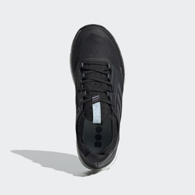 Women TERREX Black Terrex Agravic XT GTX Shoes