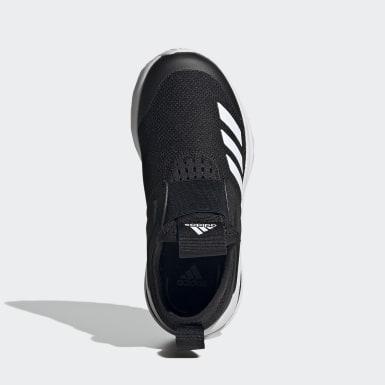 Children Running Black ActiveRide Shoes