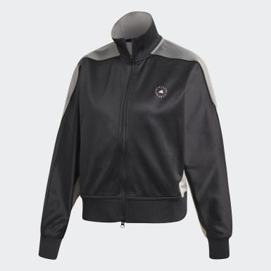 Veste de survêtement noir Femmes adidas by Stella McCartney