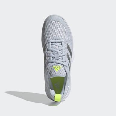 Dames Tennis wit APAC Halo Multi-Court Tennisschoenen