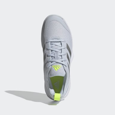 Women Tennis White APAC Halo Womens Multi-Court Tennis Shoes
