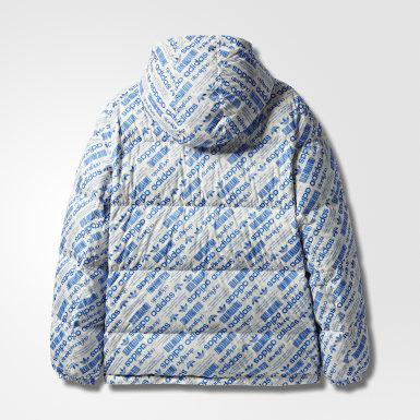 белый Куртка adidas Originals by AW