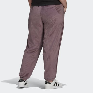 Women's Originals Purple Cuffed Pants
