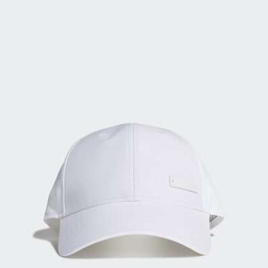 Casquette Baseball Blanc Training