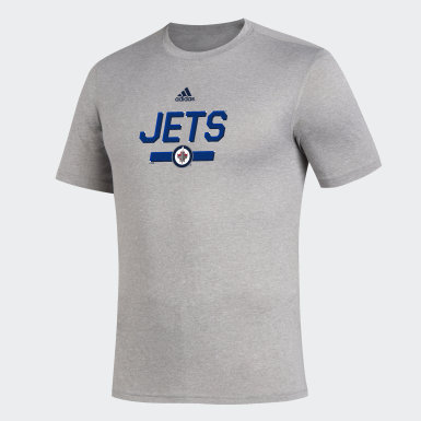 T-shirt Jets Multifaceted multicolore Hommes Hockey