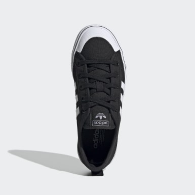 Youth Originals Black Nizza Shoes