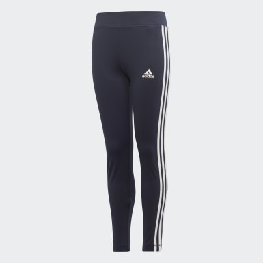 Legginsy treningowe 3/4 Equipment 3-Stripes