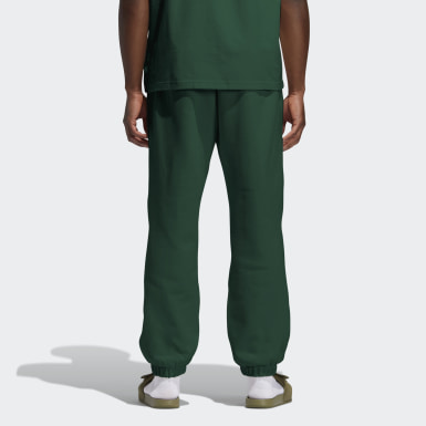 Originals Groen Pharrell Williams Basics Joggingbroek (Uniseks)