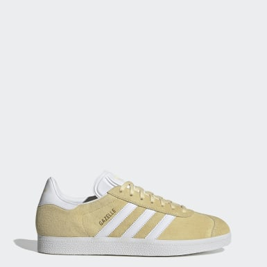 Men Originals Yellow Gazelle Shoes
