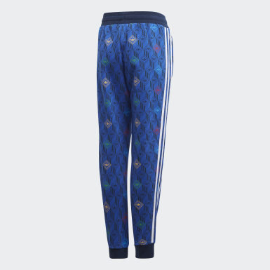 Youth Originals Blue Track Pants