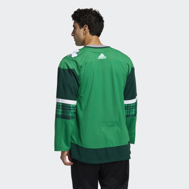 Men's Hockey Multicolor Wild St. Patricks Jersey