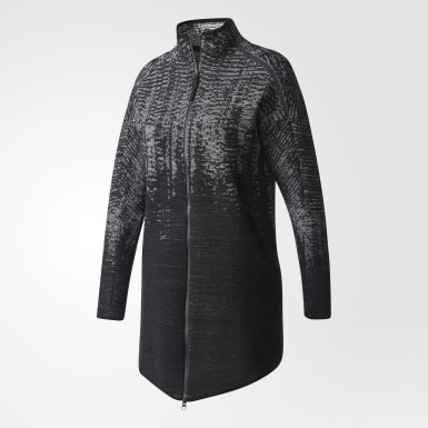 adidas Z.N.E. Pulse Knit Cover-up Jas