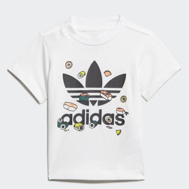 Sushi T-skjorte