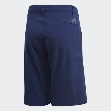 Boys Golf Solid Golf Shorts