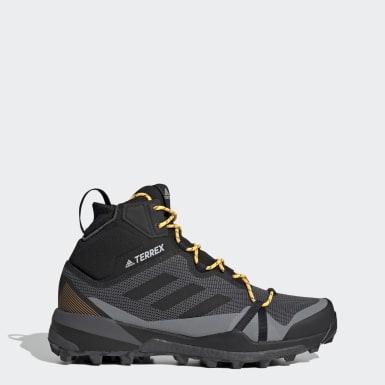 Sapatos de Caminhada Skychaser LT Mid GORE-TEX TERREX Cinzento TERREX