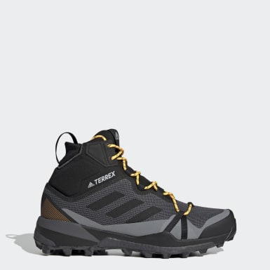 Men TERREX Grey Terrex Skychaser LT Mid GORE-TEX Hiking Shoes