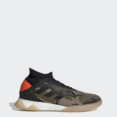 Zapatos de Fútbol Predator 19.1 Café Hombre Fútbol