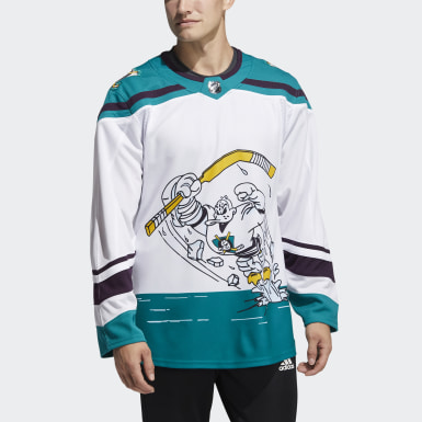 Maillot Ducks Adizero Reverse Retro Authentic Pro Hockey