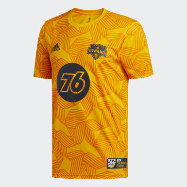 Houston Dynamo KCC Pre-Match Jersey