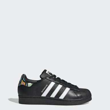 adidas superstar schwarz wildleder