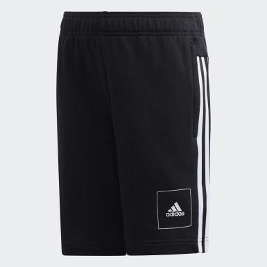 Pantalón corto Negro Niño Athletics
