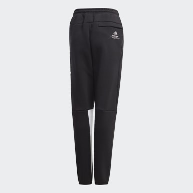 Boys Training Black Z.N.E. Pants