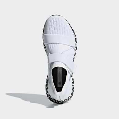 Dames adidas by Stella McCartney Wit Ultraboost X Schoenen