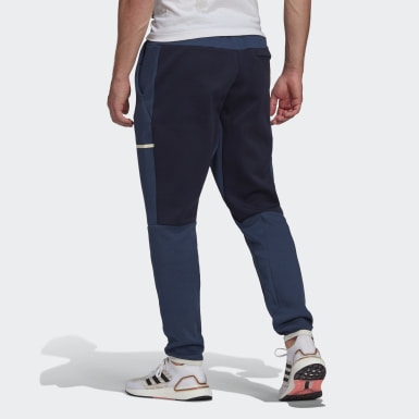 Herr Athletics Blå adidas Z.N.E. Pants