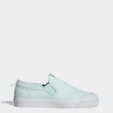Women's Originals Turquoise Nizza Slip-on Shoes