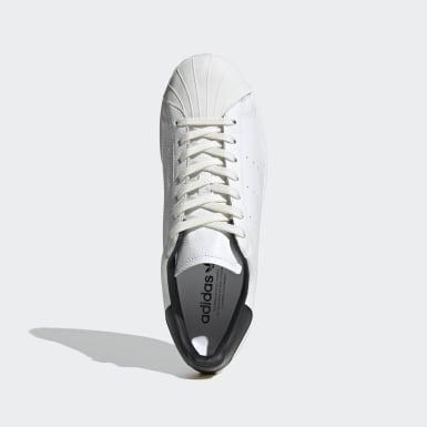 Originals Beyaz Superstar Pure Ayakkabı