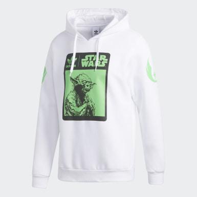 Star Wars™ Yoda Box Logo Hoodie