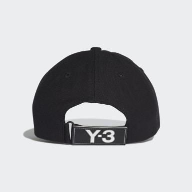 Y-3 černá Kšiltovka Y-3 CH1