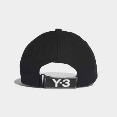 Y-3 Μαύρο Y-3 CH1 Cap